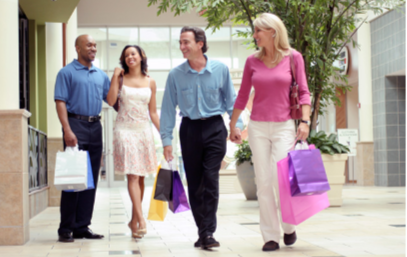 Big Spike Month to month in Retail Sales. A record $6.04 trillion was spent last year.  Men and women were out shopping.
