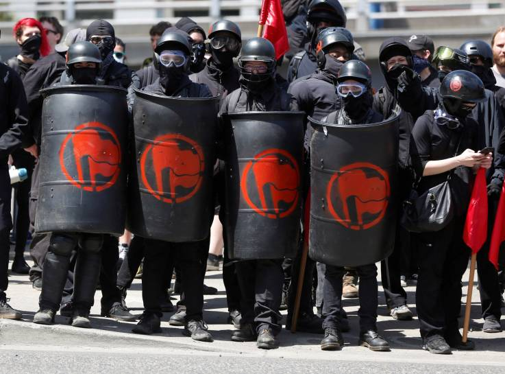Antifa & the Democrat Party, Hell on the Streets & a Diabolical Ambition