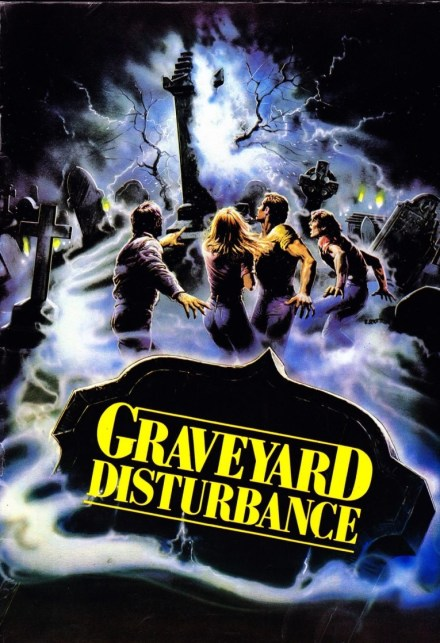 Graveyard Disturbance 1987