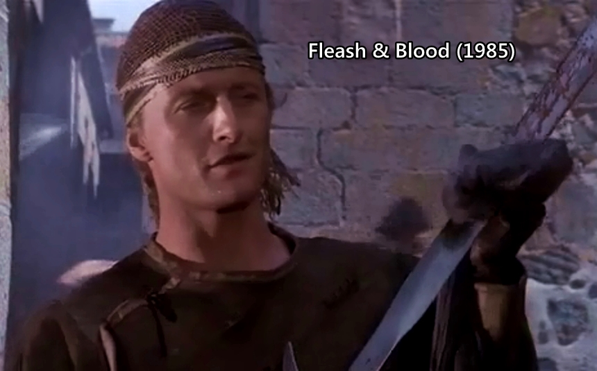 1985 Flesh And Blood