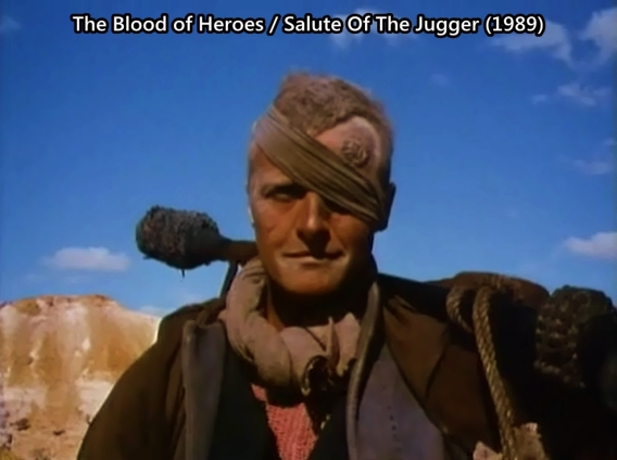 1989c Blood of Heroes (Salute of The Jugger)