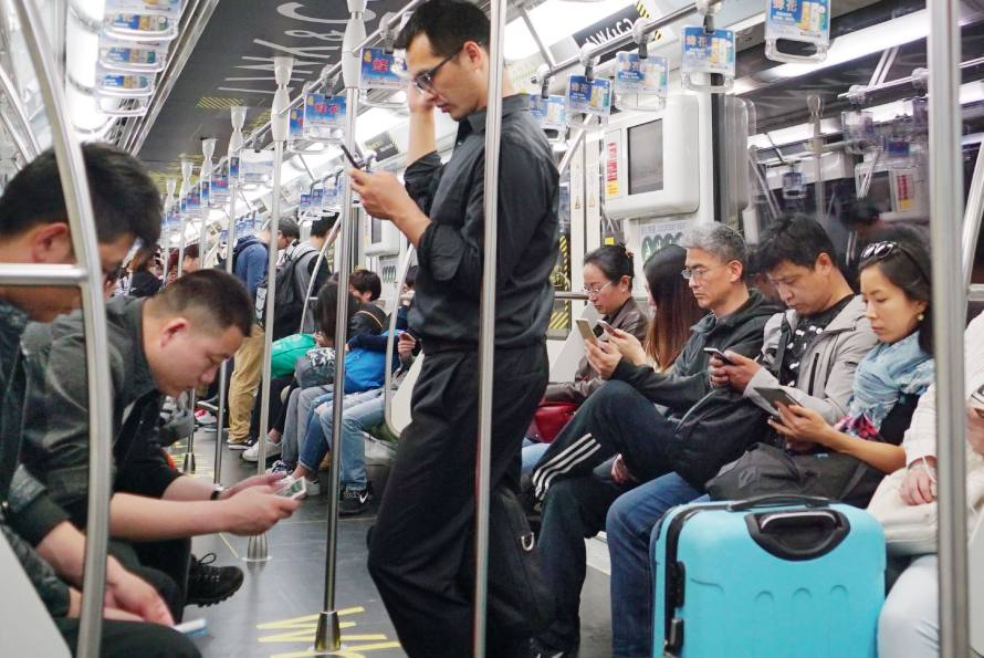 - China-smartphone