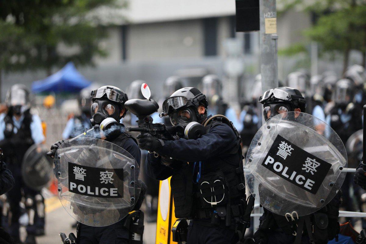 Hong Kong is China's Danzig