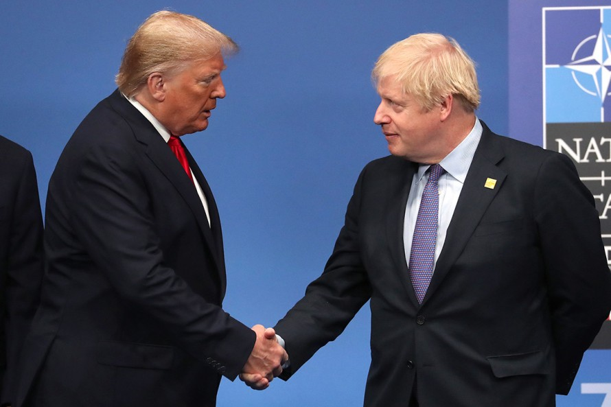 - Boris & Donald