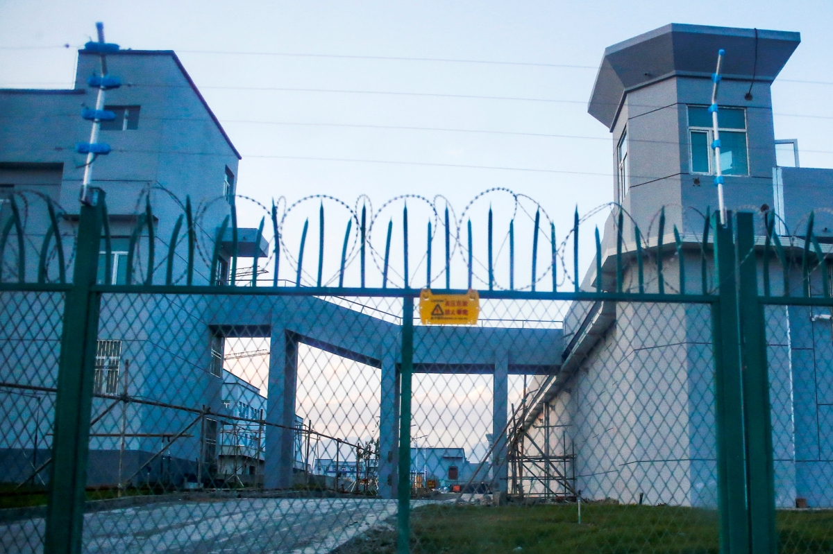 CHINA'S CONCENTRATION CAMP SYSTEM IN XINJIANG